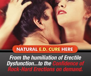 natural ed remedies