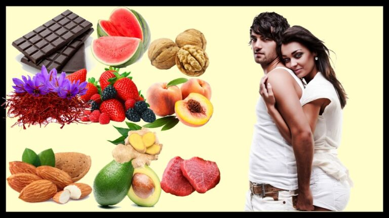 Foods That Help Sexually In Men | Enhance Sperm, Stamina, And Libido