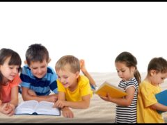 how to teach a kid to read